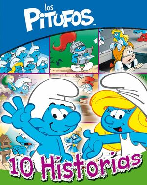 LOS PITUFOS 10 HISTORIAS