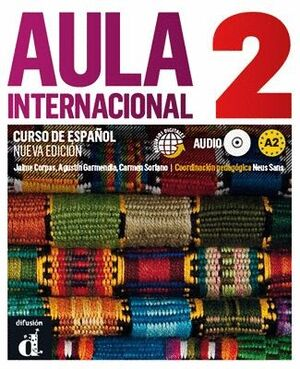 AULA INTERNACIONAL 2. NUEVA EDICIÓN (A2). LIBRO DEL ALUMNO + MP3