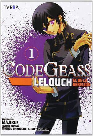 CODE GEASS: LELOUCH, EL DE LA REBELION 1