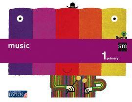 MUSIC. 1 PRIMARY. SAVIA