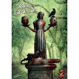 DEAD IN SAVANNAH