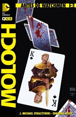 ANTES DE WATCHMEN: MOLOCH NÚM. 02
