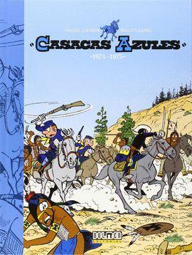 CASACAS AZULES 1973-1975