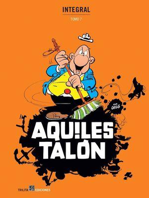 AQUILES TALÓN. INTEGRAL N. 7