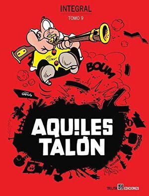 AQUILES TALON INTEGRAL N 09