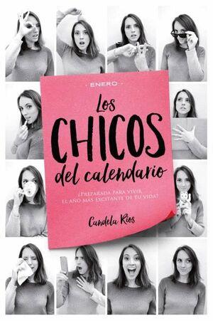 LOS CHICOS DEL CALENDARIO 1. ENERO