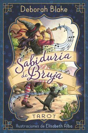 SABIDURÍA DE BRUJA. TAROT