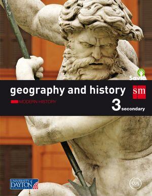 GEOGRAPHY AND HISTORY. 3 SECONDARY. SAVIA