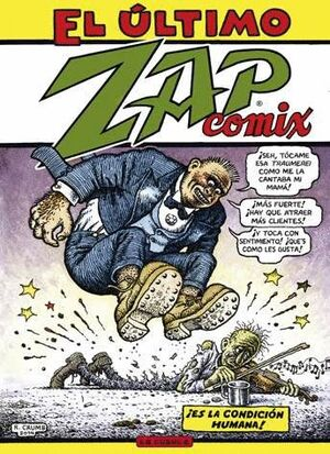 EL ÚLTIMO ZAP COMIX