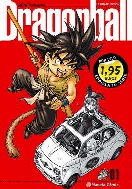MM DRAGON BALL Nº 01 1,95