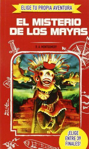 EL MISTERIO DE LOS MAYA