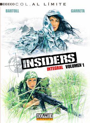 INSIDERS INTEGRAL VOL. 1