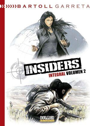 INSIDERS INTEGRAL VOL. 2