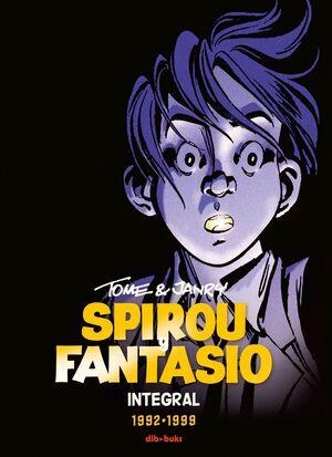 SPIROU Y FANTASIO INTEGRAL 16