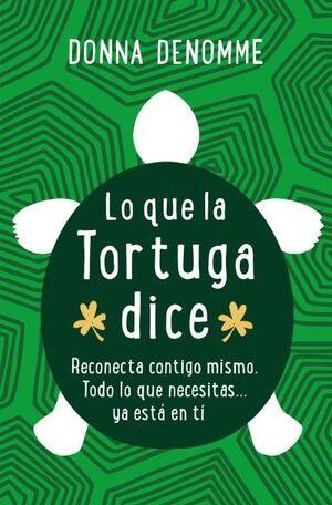 LO QUE LA TORTUGA DICE -BOOKS4POCKET