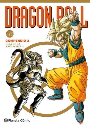 DRAGON BALL COMPENDIO Nº 03/04