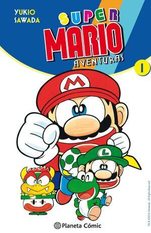 SUPER MARIO Nº 01