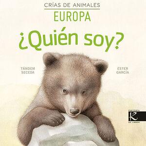 ¿QUIÉN SOY CRÍAS DE ANIMALES - EUROPA