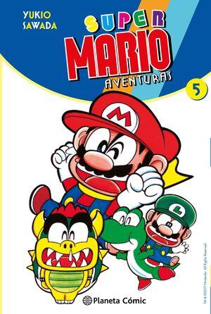 SUPER MARIO Nº 05