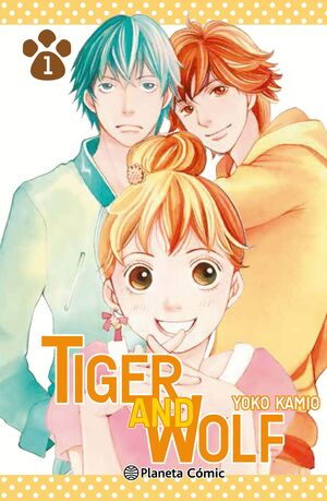 TIGER AND WOLF Nº 01/06