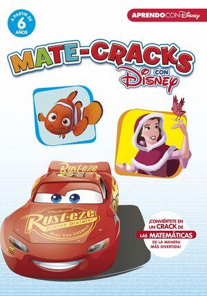 MATE-CRACKS CON DISNEY (A PARTIR DE 6 AÑOS) (CRACKS CON DISNEY)