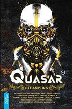 QUASAR 4. STEAMPUNK