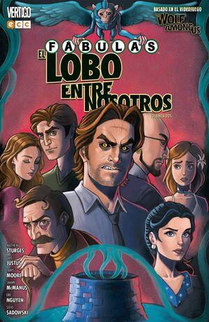 FÁBULAS: EL LOBO ENTRE NOSOTROS VOLUMEN 02