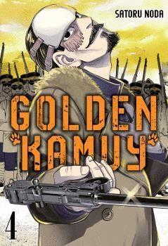 GOLDEN KAMUY N 04
