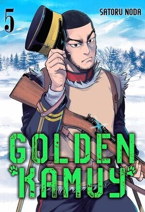 GOLDEN KAMUY N 05
