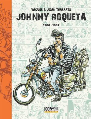 JOHNNY ROQUETA: 1986-1987