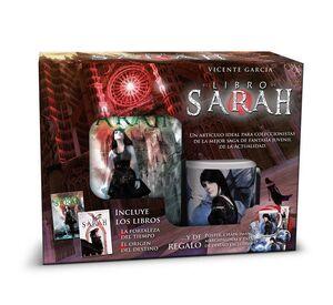CAJA EXCLUSIVA. EL LIBRO DE SARAH