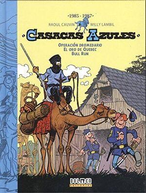 CASACAS AZULES: 1985-1987