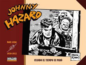 JOHNNY HAZARD 1950-1952