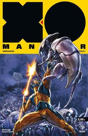 X-O MANOWAR, 7