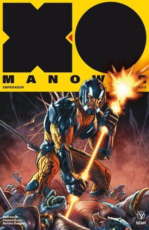 X-O MANOWAR, 8