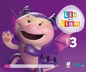 LIU AND LIAM. 5 YEARS. EPS.