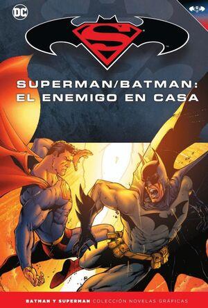 BATMAN Y SUPERMAN - COLECCIÓN NOVELAS GRÁFICAS NÚMERO 25: SUPERMAN/BATMAN: EL EN