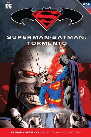 BATMAN Y SUPERMAN - COLECCIÓN NOVELAS GRÁFICAS NÚMERO 27: SUPERMAN/BATMAN: TORME