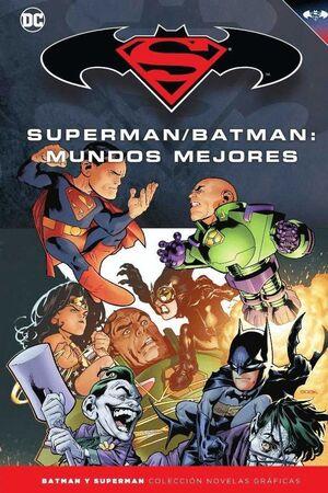 COLECCIÓN NOVELAS GRÁFICAS BATMAN Y SUPERMAN 31
