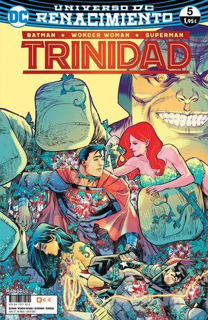 BATMAN/SUPERMAN/WONDER WOMAN: TRINIDAD NÚM. 05 (RENACIMIENTO)