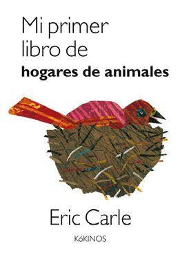 MI PRIMER LIBRO DE HOGARES DE ANIMALES