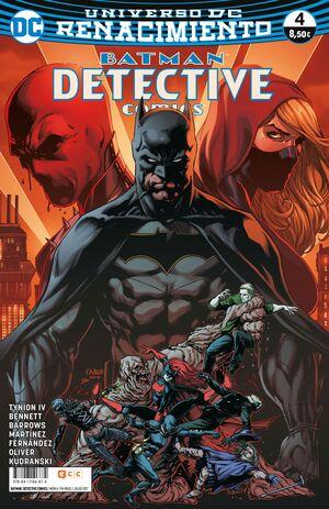 BATMAN: DETECTIVE COMICS NÚM. 04 (RENACIMIENTO)