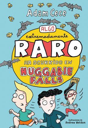 ALGO EXTREMADAMENTE RARO HA OCURRIDO EN HUGGABIE FALLS
