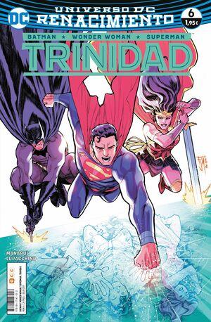 BATMAN/SUPERMAN/WONDER WOMAN: TRINIDAD NÚM. 06 (RENACIMIENTO)