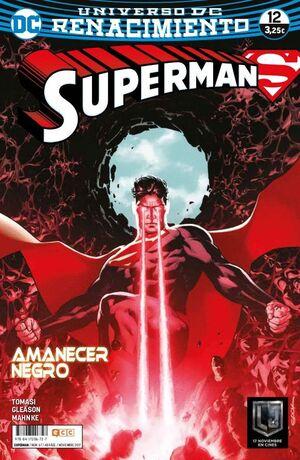 SUPERMAN NÚM. 67/12 (RENACIMIENTO)