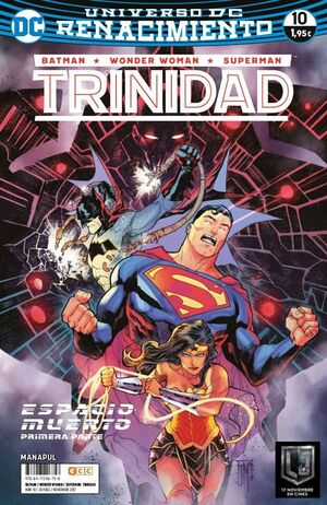 BATMAN/SUPERMAN/WONDER WOMAN: TRINIDAD NÚM. 10 (RENACIMIENTO)