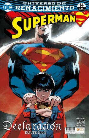 SUPERMAN NÚM. 69/14 (RENACIMIENTO)