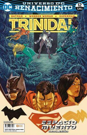BATMAN/SUPERMAN/WONDER WOMAN: TRINIDAD NÚM. 12 (RENACIMIENTO)