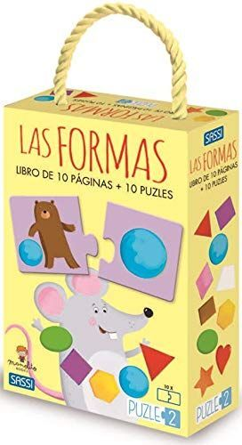 LAS FORMAS. PUZLE 2 - VERTICAL. EDIC. ILUSTRADO (ESPAÑOL)