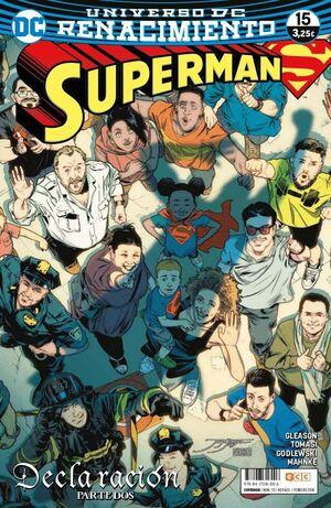 SUPERMAN NÚM. 70/15 (RENACIMIENTO)